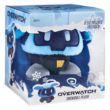 Blizzcon 2017 Overwatch Snowball SB-9 Plush Mei Pet 6 Interchangeable Eye Patch