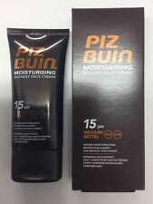 Piz Buin Moisturising Face Cream SPF15 50ml