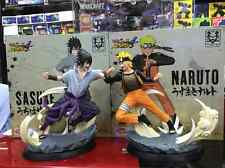Naruto Sasuke VS  Naruto ultimate storm  model statue figure Height: 23CM -new