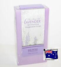 100GRAM Moisturizing VEGETABLE SOAP ~ Magic of LAVENDER ~ 100grams