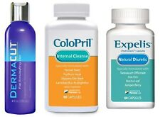 Dermacut Colopril Expelis Fat Loss Clean Colon Remove Excess Water