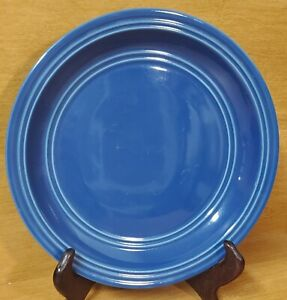 "Mainstays STADIUM BLUE Salad plate, 8 1/8"", Stoneware, Very good"