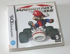 Jeu Mario Kart sur Nintendo DS  complet