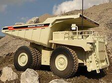RC MAXI Minen Muldenkipper Truck LKW Länge 44cm mit Licht Spielzeug    808