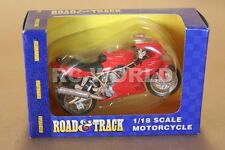 MAISTO DUCATI SUPER BIKE 1/18 SCALE #MF19