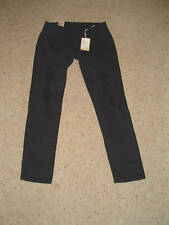 LEVI 524 STRETCH DESTROYED SUPERLOW SKINNY JEANS JR SZ 11M NWT