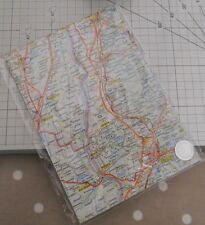 50 A4 Sheets Reclaimed Map And Atlas Decoupage Paper