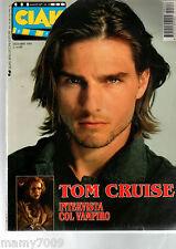 CIAK=N°12 1994=8 MINI LOCANDINE=TOM CRUISE INTERVISTA COL VAMPIRO