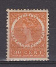 Nederlands Indie Netherlands Indies Indonesie 56 MLH ong Wilhelmina 1903