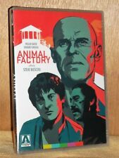 Animal Factory (DVD, 2017) NEW Danny Trejo Edward Furlong Mickey Rourke prison