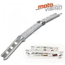 Rampe de chargement en Aluminium - Pliable en 3 parties