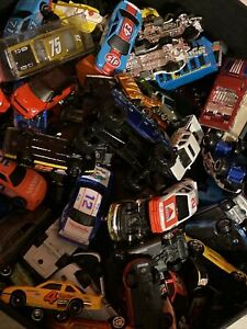 hot wheels Nascar Matchbox Lot You Get 125 Cars