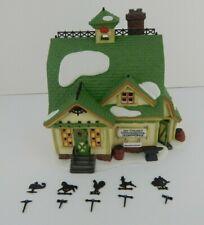 Dept 56 New England Village Van Guilder's Ornamental Ironworks #56557 Has All