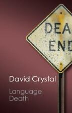 Language Death (canto Classics): By David Crystal