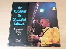 EX- !! JR Walker & The All Stars/Greatest Hits Vol 2/1973 Tamla Motown LP