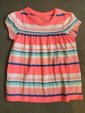 Casual Striped Skater Dresses (0-24 Months) for Girls