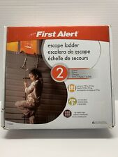 New First Alert El52-2 Two-Story 14-Foot Escape Ladder Pre Assembled