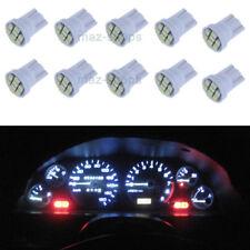 10Pcs Bright White 12V LED 194 Wedge Instrument Panel Light Bulb Fit For Pontiac