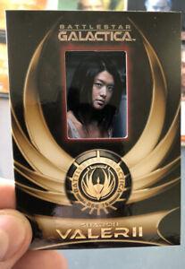 Battlestar Galactica Season 3 Film Clip Gallery Card F6 Sharon Valerii Grace Par