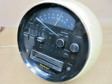Vintage Weltron Space Ball Radio Tape Player-Working- 1970