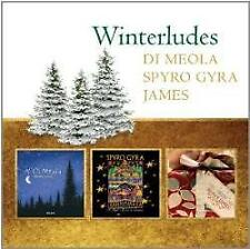 Al Di Meola, Boney James & And Spyro Gyra - Winterludes (NEW 3 x CD)