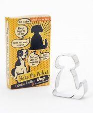 Talisman Designs Cookie Cutter Perfect Dog Biscuit Dough Retro Treats 4004