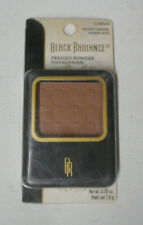 1 powder BLACK RADIANCE PRESSED POWDER CA8601 HONEY AMBER unsealed nip