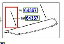 Genuine Toyota Aygo 2014- Right or Left Parcel Shelf String 64367-0H010-B0
