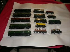 Vintage, MARKLIN HO scale train, 14 cars, Check photos, Found in storage locker