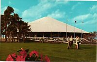 Vintage Postcard - West Palm Beach Ultra-Modern Auditorium FL Florida #1605