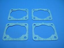 4 Stück original Lauterbacher Zylinderfußdichtungen für Zenoah-Motor G 240