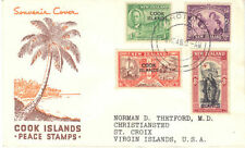 Royalty Used Cook Islander Stamps (Pre-1965)