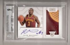 DION WAITERS 12/13 National Treasures auto rookie #154 serial #30/199 BGS 9/10
