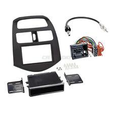 CHEVROLET étincelle FACELIFT 12 2-DIN radio de voiture Set d'installation radio