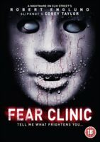 Fear Clinic DVD Nuovo DVD (ABD1217)