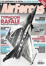 Air Forces Monthly 282 Se.2011 Dassault Rafale China Soar Dragon F-35 Lightning