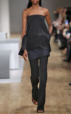 NWT $495 TIBI Kaya RUNWAY Jacquard Layered Strapless Dress sz.4