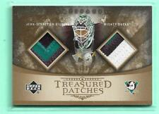 Jean-Sebastien Giguere 2005-06 Artifacts Tresured Patches Dual Ducks #4/15