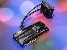 NVIDIA EVGA GeForce RTX 2080 FTW3 ULTRA HYBRID GAMING 8GB 8G 256-bit GDDR6