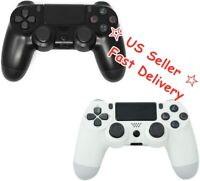 Brand New Black and White Dualshock Wireless PS4 Controller for Playstation 4