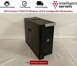 Dell Precision T7910 V3 Windows 10 Pro Configurable Workstation