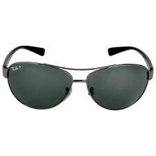 Ray-Ban Active Polarized Green Sunglasses