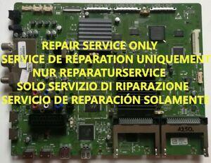 QV14.1E LA MAINBOARD !!! REPAIR SERVICE ONLY !! REBOOT / SERVICE DE REPARATION U