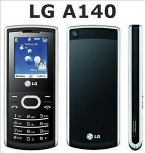 CHEAP LG A140 SIMPLE MOBILE PHONE-ON EE,VIRGIN,T-MOB WITH NEW CHARGAR &WARRANTY.
