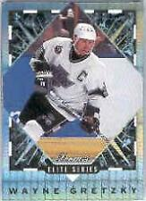 1993-94 Donruss Elite Inserts #10 Wayne Gretzky Serial #'d/10000 - L.A. Kings