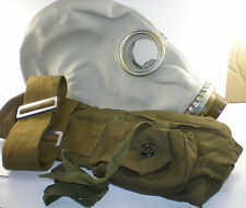 Size - 1. Soviet Russian Military Gas mask GP-5. Grey rubber. Full set. SALE