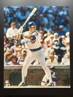 Joe Girardi Autographed Photo 8x10 Chicago Cubs