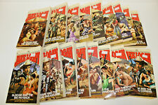 Lot of 17 SLOCUM Series - Erotic Adult Westerns Paperback Lot Jake Logan
