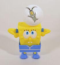 "2012 Soccer Ball Spongebob Plankton 3"" McDonalds #6 Sports Action Figure Toy"