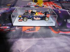 RED BULL RACING RB8 2012 S. Vettel Showcar Minichamps 1.43 Ltd Edition 3.024pcs